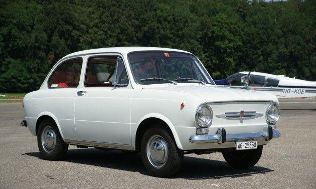 Stubs-Auto - Fiat 850 (1964-1972)