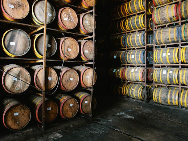 Slide Show | Sugarcane to Bottle: How Brugal Rum is Made | Serious Eats
