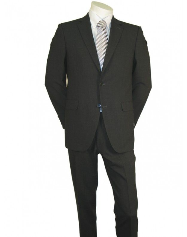 Costume grande taille DIGEL anthracite protect3 trapu.