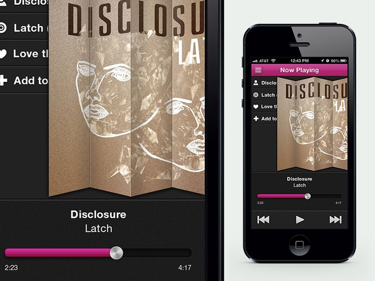 Music Player | #ui