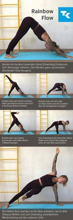 Diese #Asana ist nicht nur gut für Eure #Gelenkigkeit, sondern hilft Euren #Knochen und #Muskeln auch dabei, mehr #Kraft aufzubauen und mobil zu bleiben. Klingt gut? Dann probiert's doch gleich mal aus! #Yoga