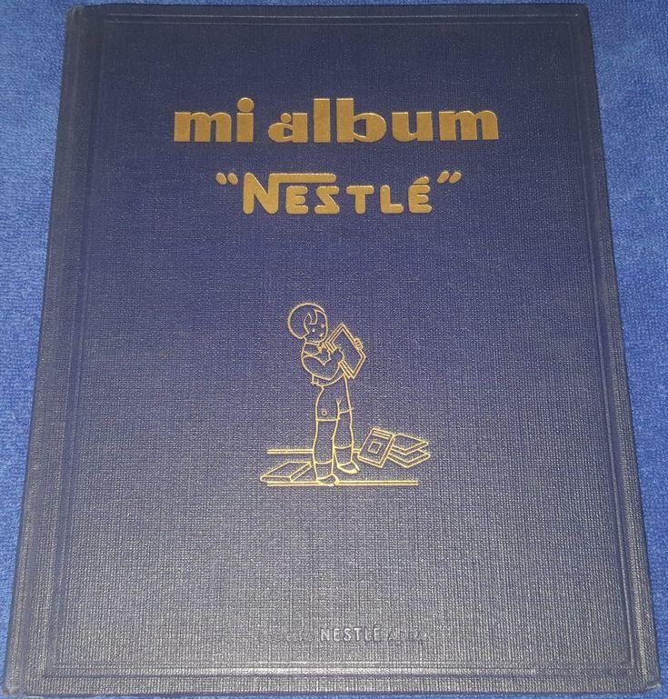 Mi album Nestlé