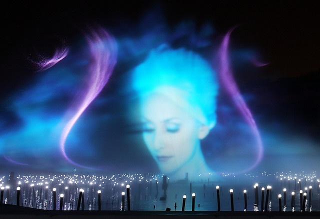 futuroscope light show