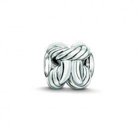 Thomas Sabo Love Knot Karma Bead K0242-637-12