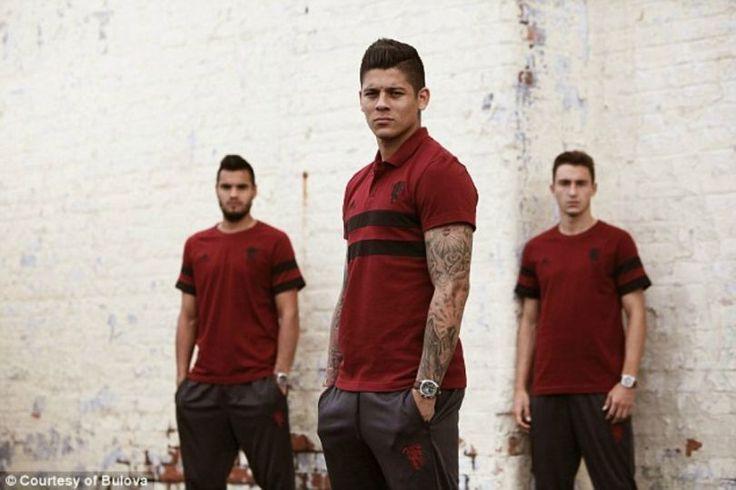 #ManchesterUnited #Manchester #United #MUFC #Soccer #Football #Lifestyle #Fashion #Butova #Brand #Darmina #Matteo #Andreas #Pereira #Memphis #Depay #Shopping #Sport