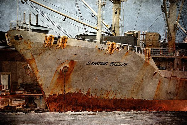 Saronic Breeze. Photo art by WB Johnston, available as prints in a large variety of sizes.