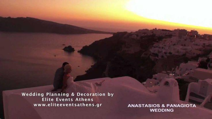 Tasos & Peny | Destination Wedding in #Santorini | Movie by Lux Filmography | Directed by Manolis Tzirakis | Wedding Planning by Elite Events Athens