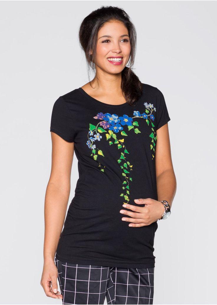 Shirt ciążowy biznesowy Wygodny • 59.99 zł • bonprix