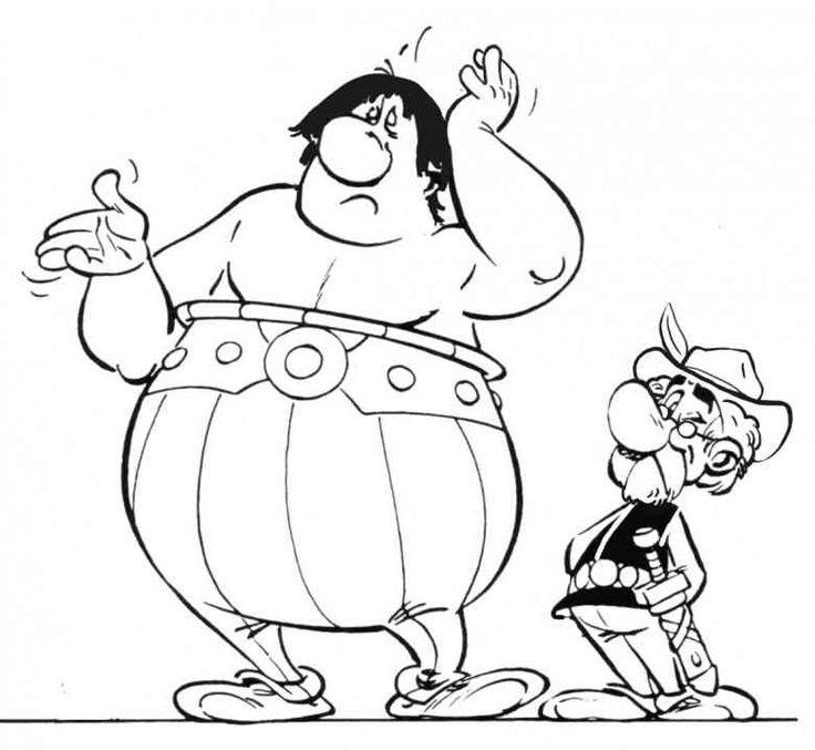 asterix 20 ausmalbilder  ausmalbilder malvorlagen