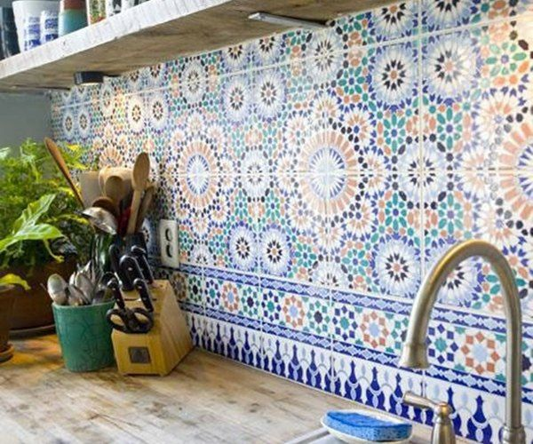 Best 25 Moroccan Tile Backsplash Ideas On Pinterest Morrocan Tiles Kitchen Tileoroccan