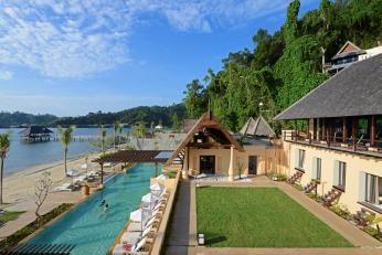 Gaya Island Resort ud for Borneo