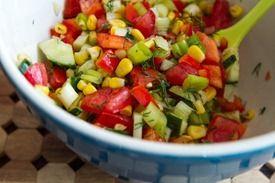 Speedy Summer Hemp Power Salad