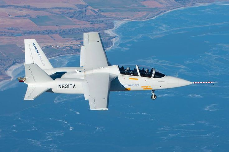 Cessna's Scorpion low cost tactical jet makes first flight