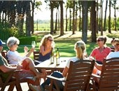 A coming together of friends - the perfect celebration over wine @Burch Family Wines