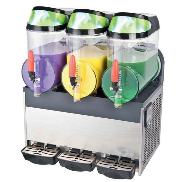 Slush-Ice Maschine ECO 3x10 Liter