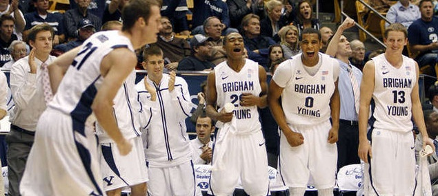 BYU Basketball releases non-conference schedule