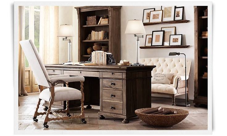 35 best images about restoration hardware - Small spaces restoration hardware set ...