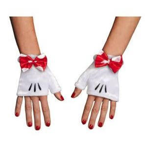 minnie mouse gloves - Google Search