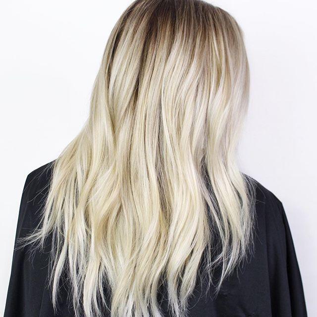 82 best balayage hair trends and inspiration images on pinterest blonde balayage platinum hair beachy hair ashy blonde highlights dimensional blonde hair pmusecretfo Images