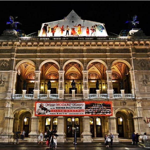 Vienna State Opera House in Vienna - Utrip.com #travel #vienna