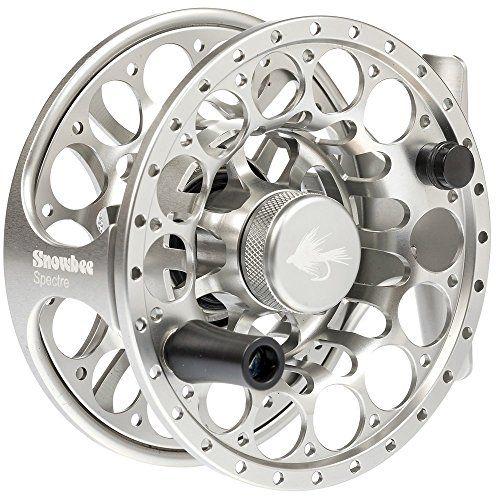 Comprar carrete de mosca Snowbee Spectre 5/6carrete de pesca con mosca Unisex Spectre 5/6 Gunmetal Silver talla única