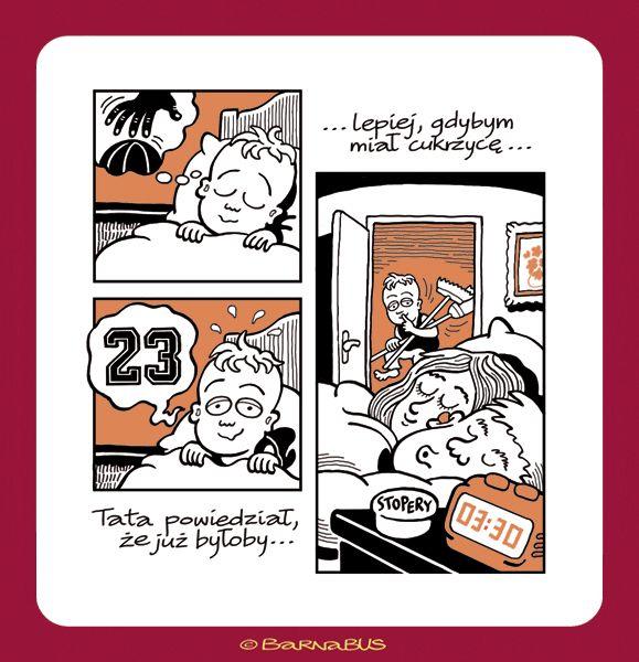 © Barnabus - #ADHD - fragment ▪ part of the #comic strip.