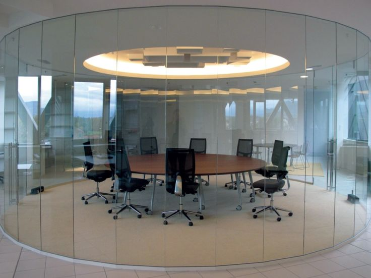 GLASS PARTITION WALL AMPLIA AMPLIA COLLECTION BY SISTEMI RASOPARETE®