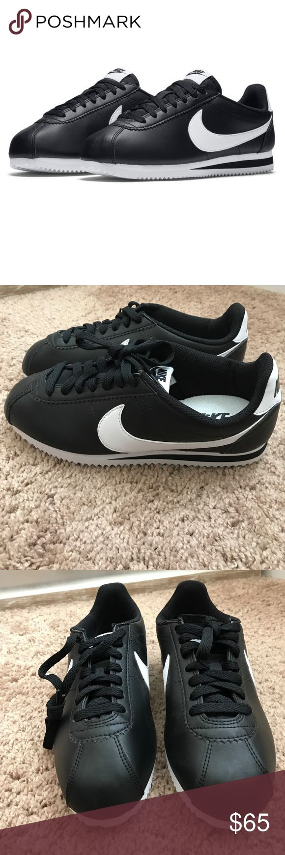 NWOT Nike Cortez New Nike Women's Classic Cortez Leather Shoes // Size 6.5 😎.               No tags,no box Nike Shoes