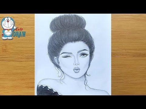 Farjana Drawing Academy - YouTube | Desenho