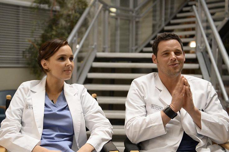 Grey's Anatomy S12E8 – Les cliffhangers de la mi-saison !