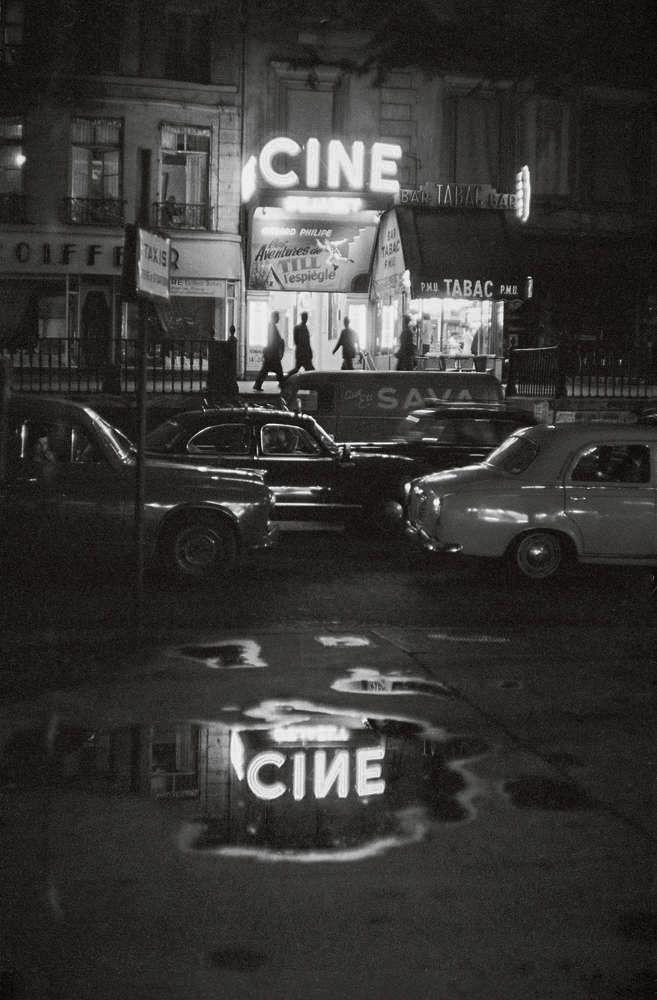 France. Paris 1960s // Photo: Johan van der Keuken