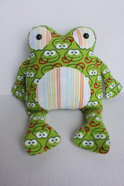 Fritter Frog