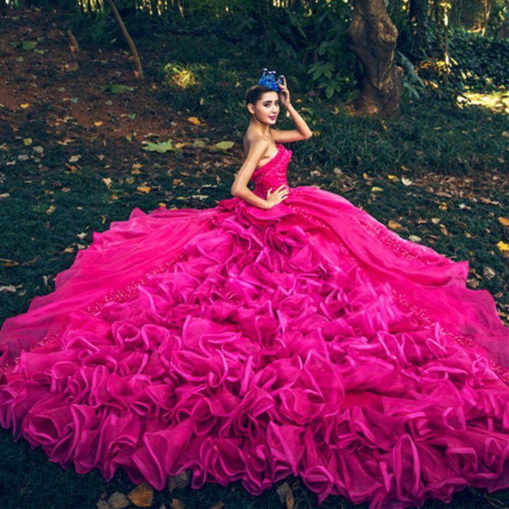 26 mejores imágenes de Quinceanera Dresses Free Shipping en ...