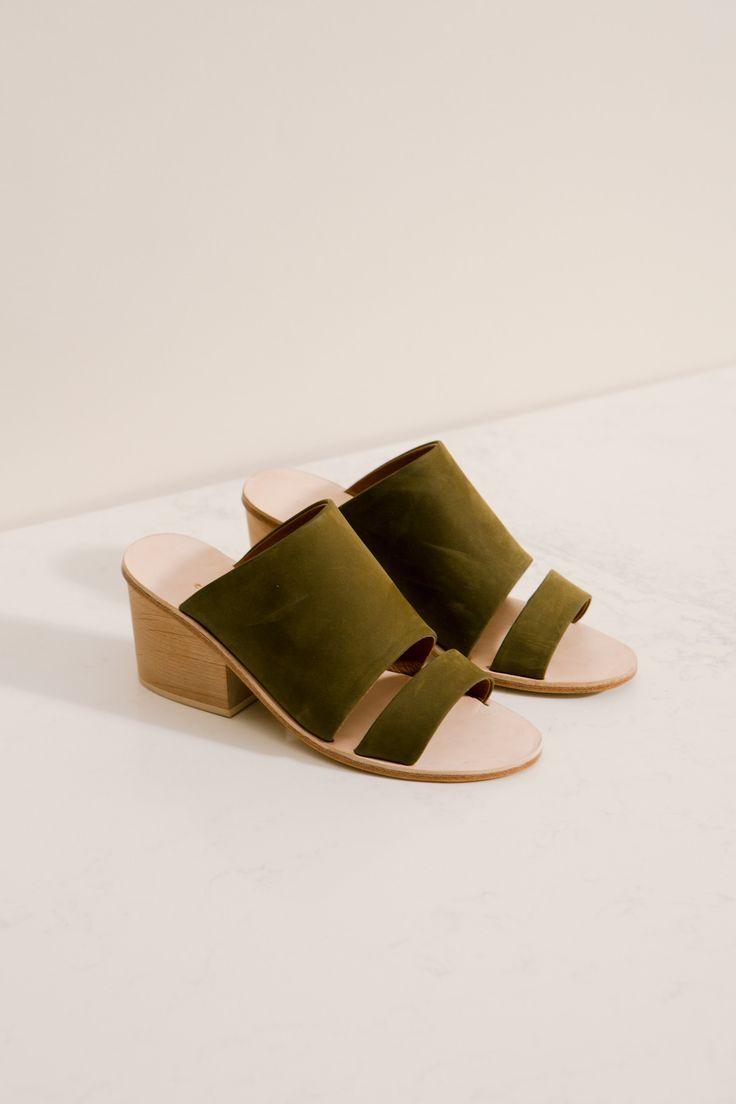 Moss Millie Sandal