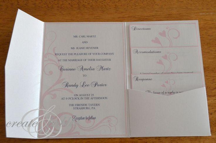 DIY Wedding Invitations {Silhouette Tutorial}...wowo!