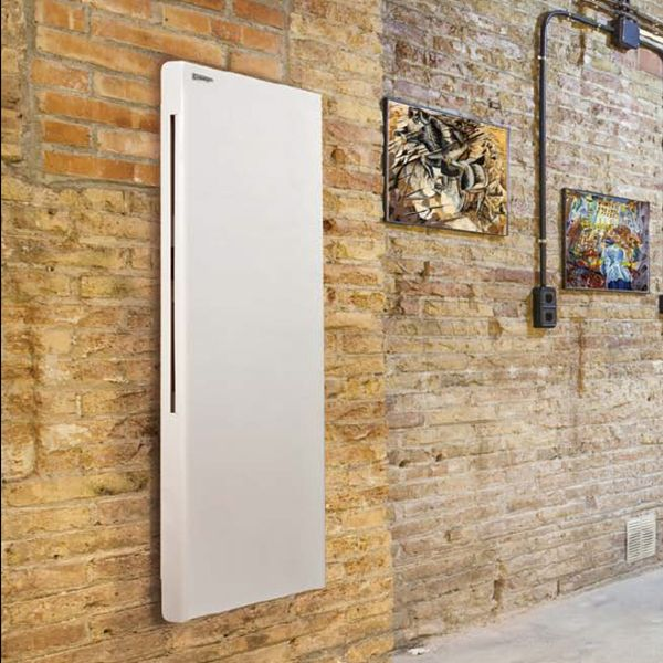 Deko Vertical Modern Electric Wall Heater Infrared Wireless Timer Wall Radiators Wall Mounted Heater Infrared Heating Panels
