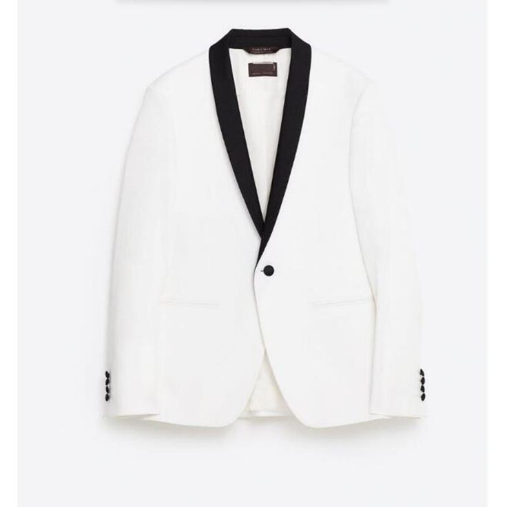 >> Click to Buy << Shawl collar men's suit jacket handsome a grain of buckle leisure suit jacket the groom's best man wedding guests dresses #Affiliate