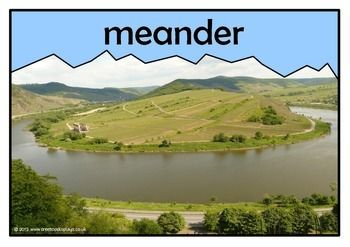A set of 12 A4 printable posters displaying photographs of different features of rivers. This set is fantastic for discussions as well as eye-catching wall display! Visit our TpT store for more information and for other classroom display resources by clicking on the provided links.