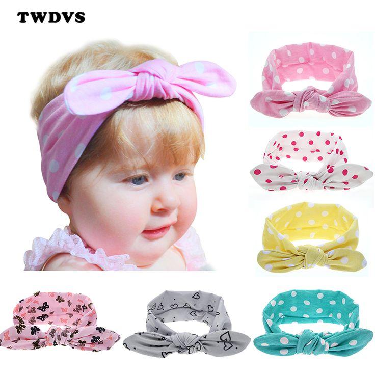 $1.04 (Buy here: https://alitems.com/g/1e8d114494ebda23ff8b16525dc3e8/?i=5&ulp=https%3A%2F%2Fwww.aliexpress.com%2Fitem%2F1-pieces-2015-Newborn-Baby-Girls-Waves-Bow-Knot-Elasticity-Headband-Cotton-Children-Girls-Baby-Hair%2F32452598611.html ) Newborn Baby Kids Print Dot Star Rabbit Ears Headband Cotton baby Turban Bow Knot Headwear HairBand Hair Accessories TWDVS T11 for just $1.04