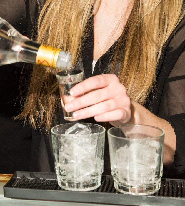 Absolute Bartending - The duties of waiting staff include serving drinks and cleaning up before, after and during serving at your event.