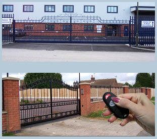 Electric Sliding Gates for your home  Buy Sliding Gates for your home from BEC Perimeter Security Ltd and make your home secure from hazards. Whenever there is limited space in an entrance, an electric sliding gate which takes up little or no room is the ideal solution