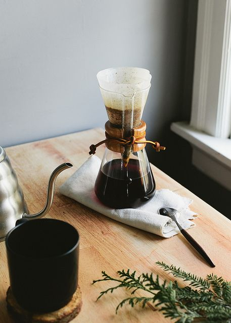 Chemex coffee / photo by Joe St.Pierre