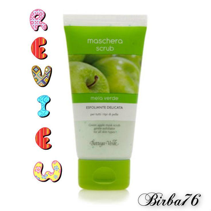 Articolo sul blog: http://danyshobbies.blogspot.it/2015/01/maschera-scrub-mela-verde-bottega-verde.html