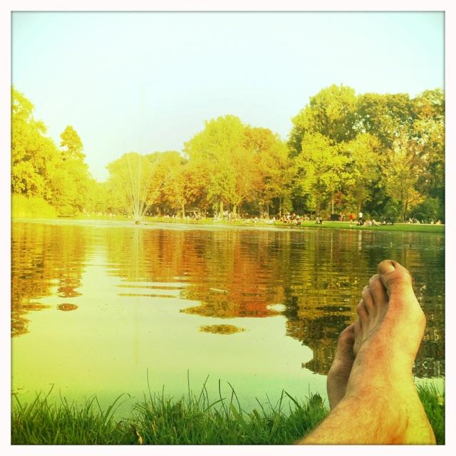Vondelpark: Famous Park, Summer, Vondelpark Famous, Amsterdam