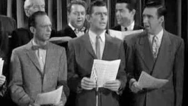 "Which character famously surprised the audience by singing the song ""Santa Lucia""? #TheAndyGriffithShow #TheAndyGriffithShowQuiz"