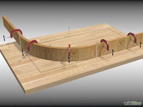 cintrer du bois maison construire id ias de marcenaria. Black Bedroom Furniture Sets. Home Design Ideas