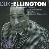 Paris Jazz Concert, Vol. 2: October 29, 1958 [CD], 07084300
