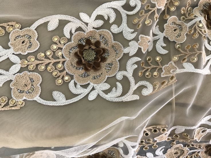 4kali design in tulle that is perfect for wedding gown