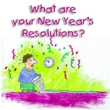 new year resolution | Indesign Arts and Crafts
