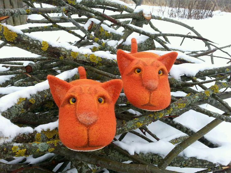 Купить Мартовские коты - комбинированный, драконы, Лисы, зайцы, медведи, собаки, хаски
